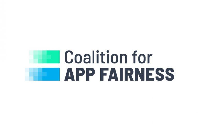 Coalition for App Fairness logo