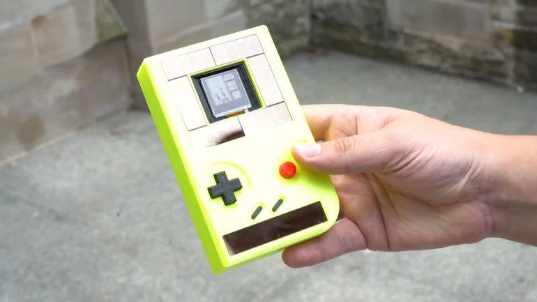 Engage Game Boy