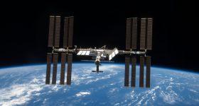 Estee Lauder Pays NASA Product Shoot ISS