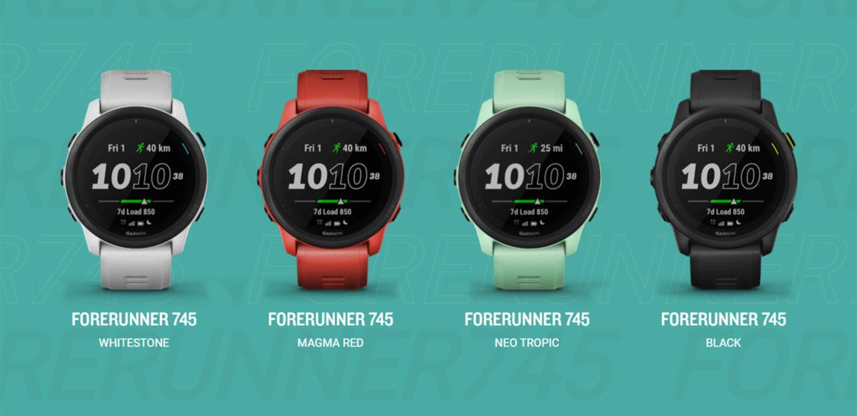 Garmin Forerunner 745 Smartwatch Malaysia