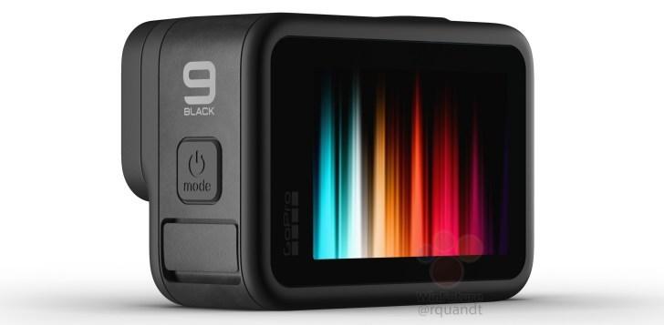 GoPro Hero 9 Black back