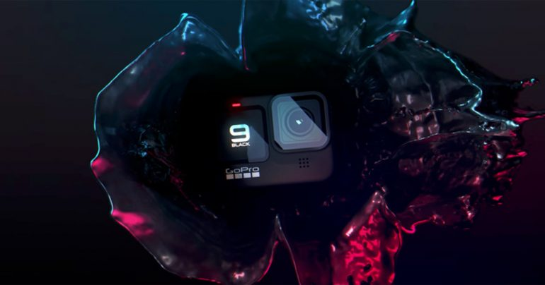 GoPro Hero9 Black Now Official