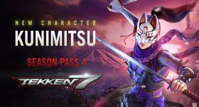 Kunimitsu Tekken 7 season 4