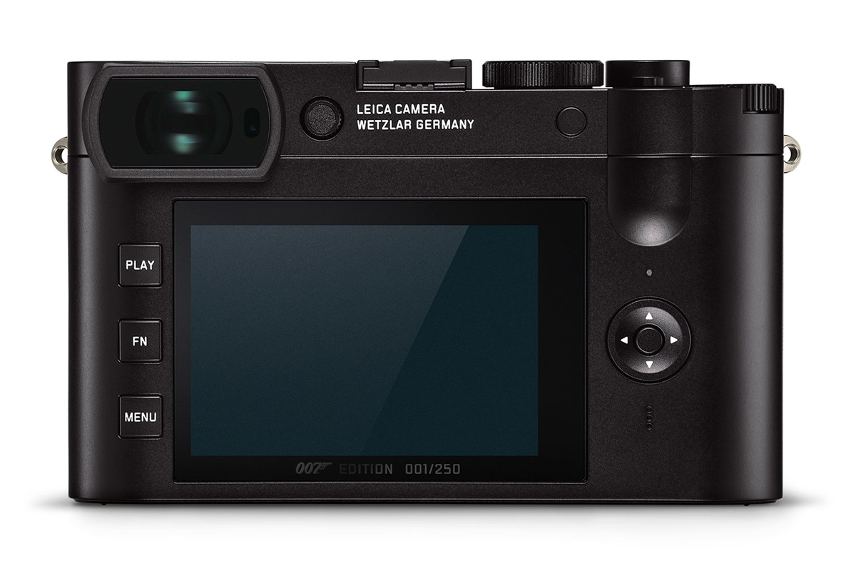 Leica Q2 007 Limited Edition Leaks