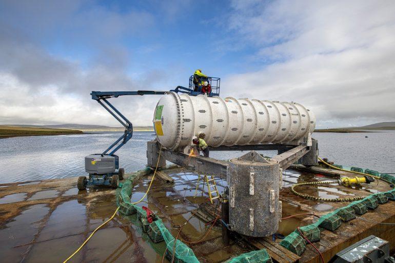 Microsoft undersea data centre