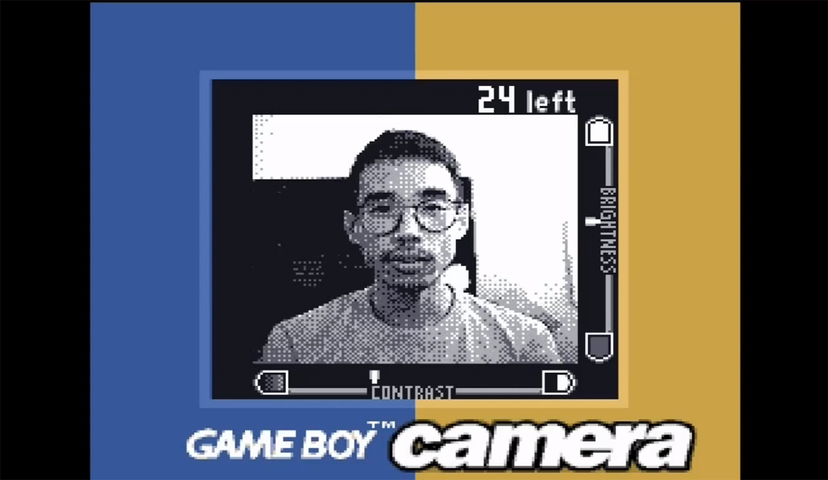 Modder Converts Game Boy Camera Into Fully Functional Webcam