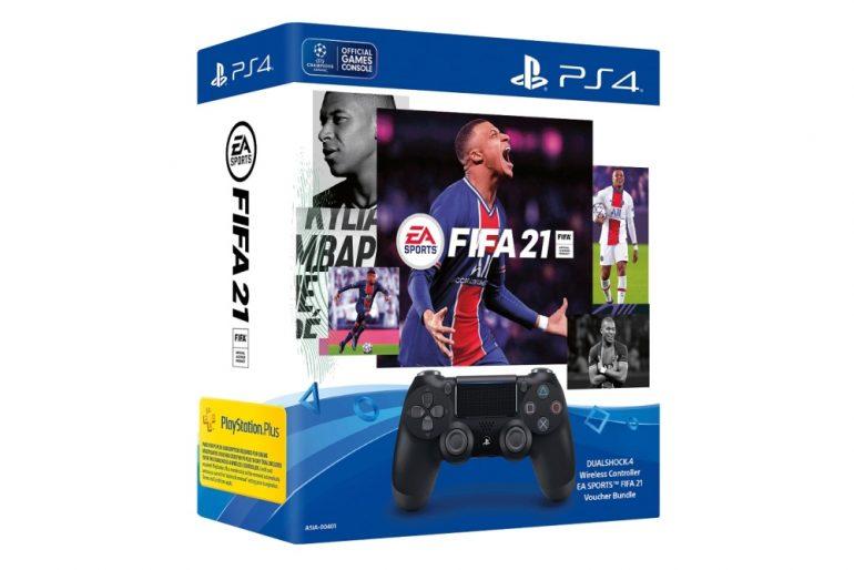 Sony Announces FIFA 21 DualShock 4 Voucher Bundle; Coming ...