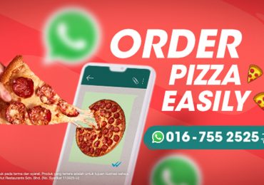 Pizza Hut Services Now Available Via WhatsApp