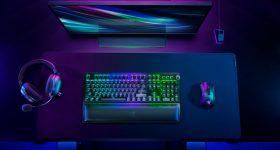 Razer Wireless Accessories BlackShark V2 Pro DeathAdder BlackWidow V3
