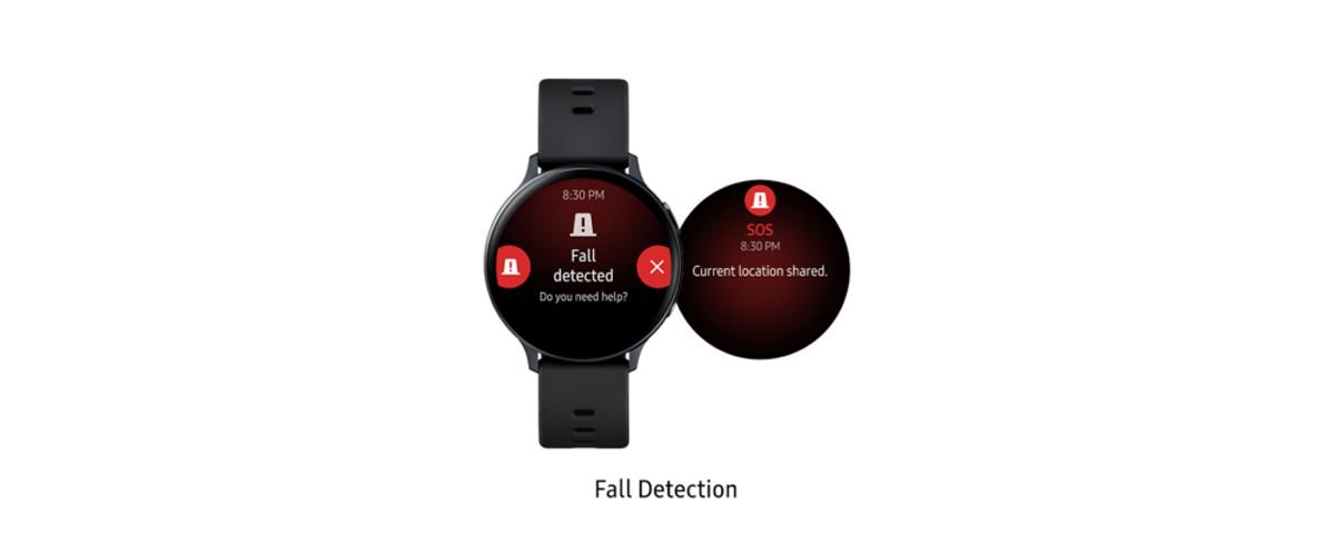 Samsung New Features Galaxy Watch Active 2 Software Update