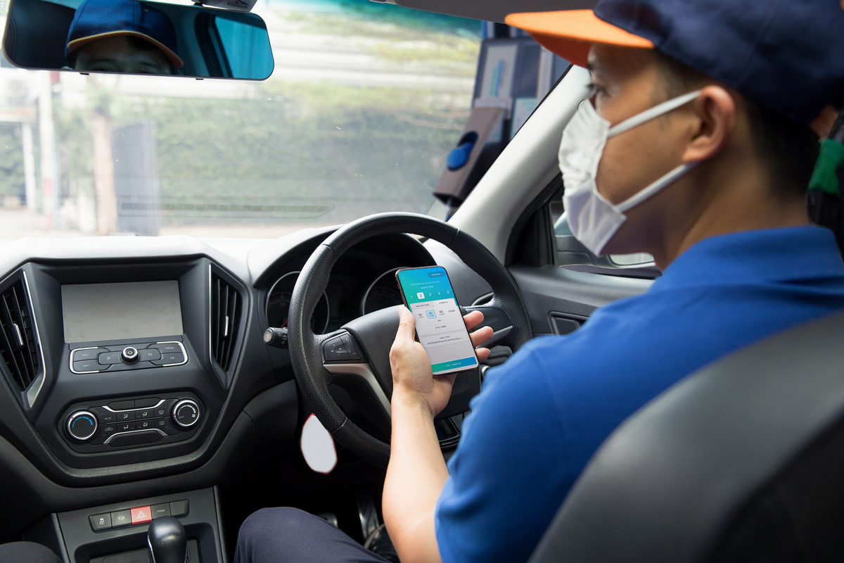 Setel Deliver2Me Cashless Payments Petronas Mesra