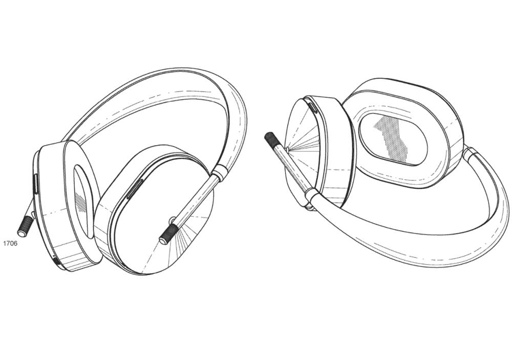 Sonos patent headphone 2-horz