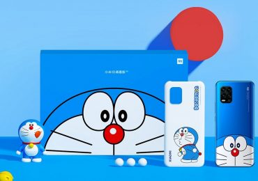 Xiaomi Mi 10 Youth Doraemon Edition