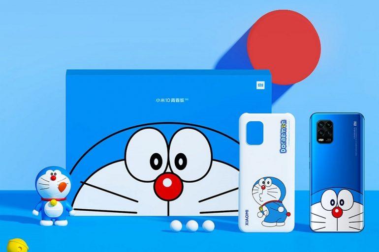 Xiaomi Mi 10 Youth Doraemon Edition