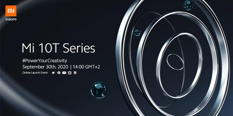 Xiaomi Mi 10T official launching