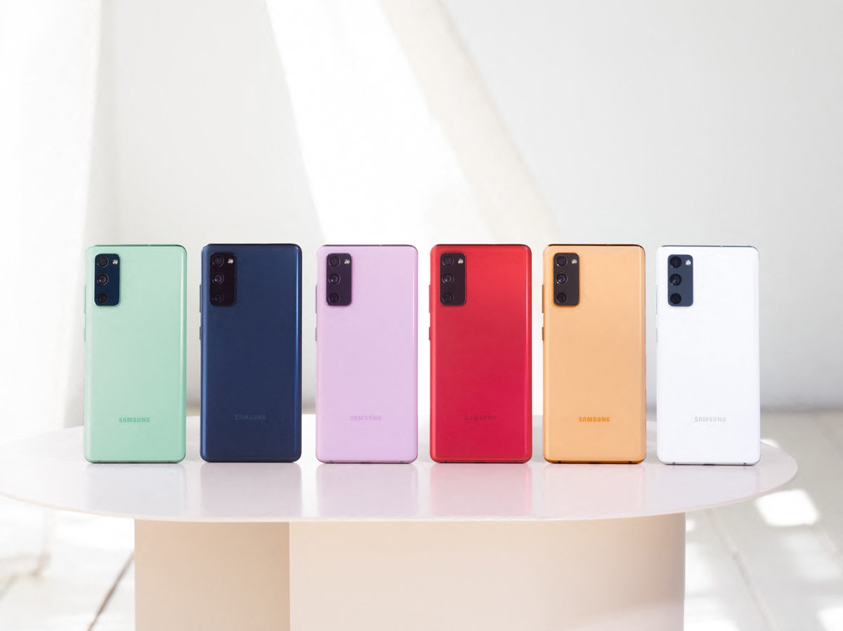 samsung galaxy s20 fe now official