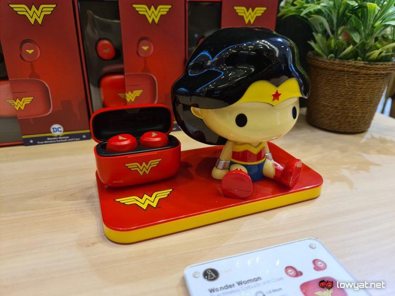 A&S Debuts Wonder Woman A200SE True Wireless Earbuds