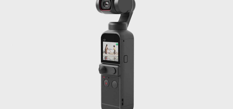 DJI Osmo Pocket 2 press images leak