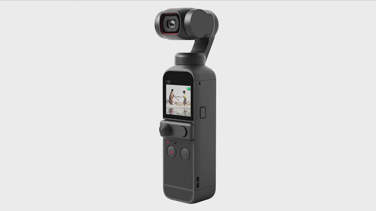 DJI Osmo Pocket 2 press images leak Malaysia