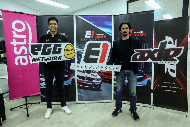 E1 Championship Launch