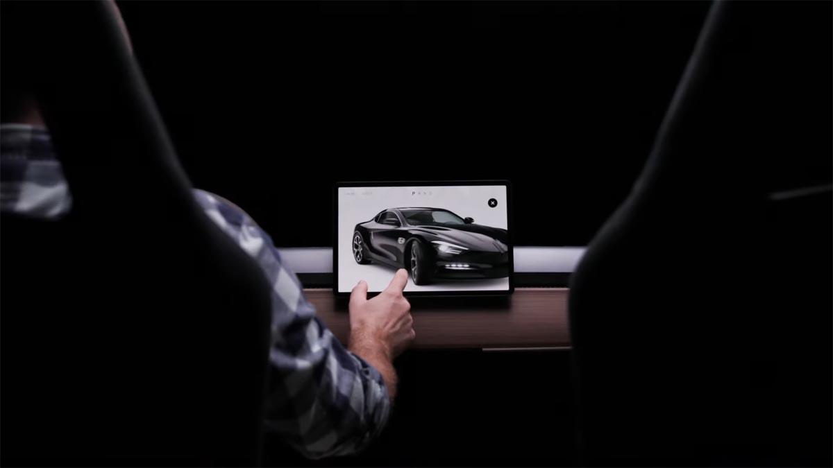 GM Hummer EV HMI Epic Games Unreal Engine