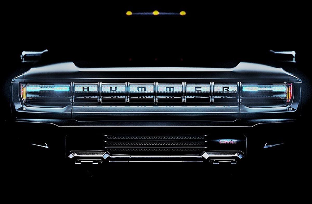GM Hummer EV HMI Epic Games Unreal Engine 1