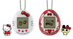 Hello Kitty Tamagochi