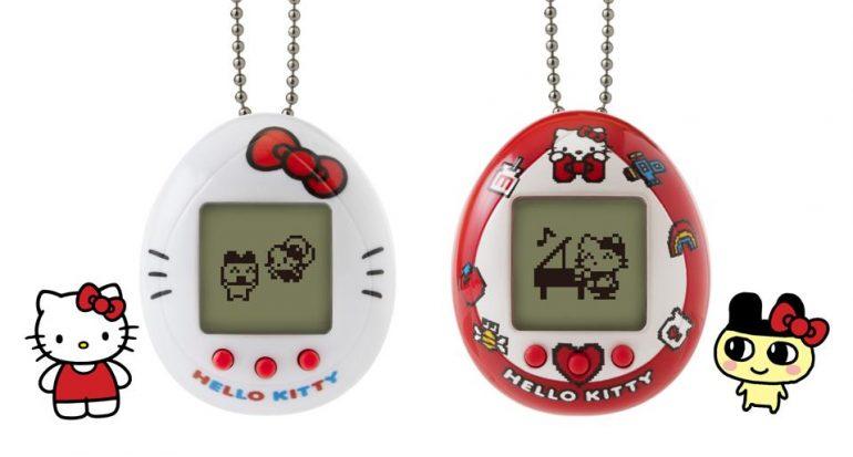 Hello Kitty Tamagochi