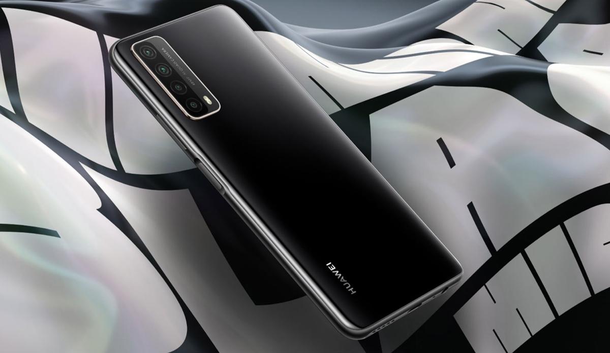 Huawei y7a Malaysia