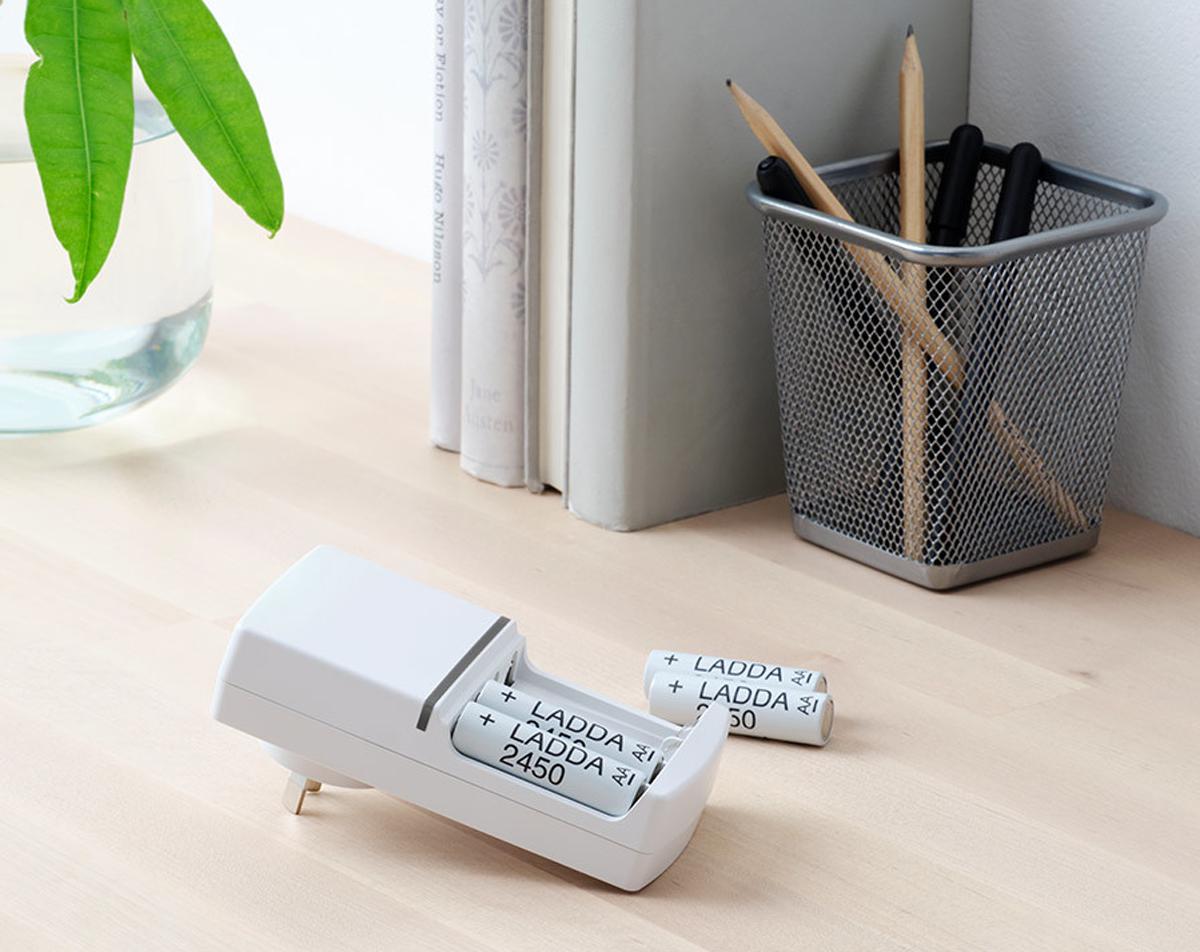 Ikea Non-Rechargeable Alkaline Batteries 2021