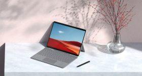 Microsoft Surface ARM Qualcomm SQ2