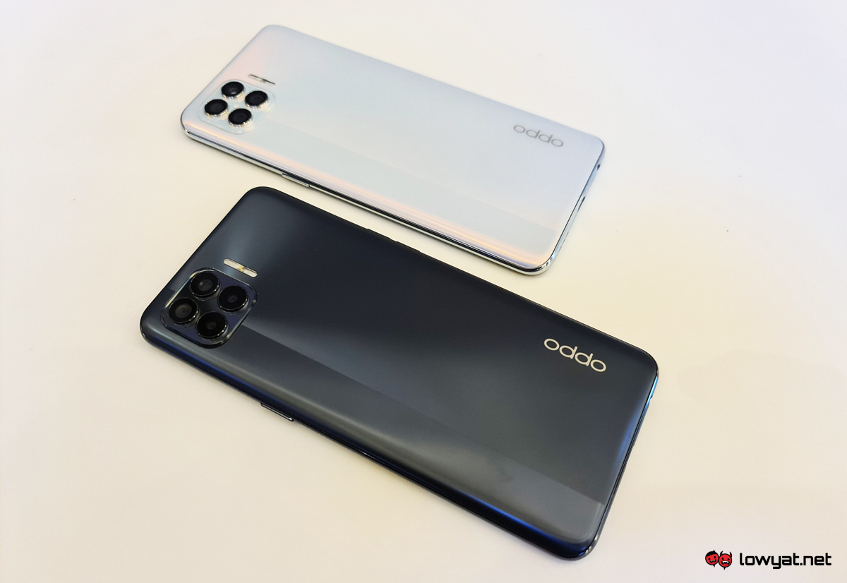 OPPO A93 Hands On