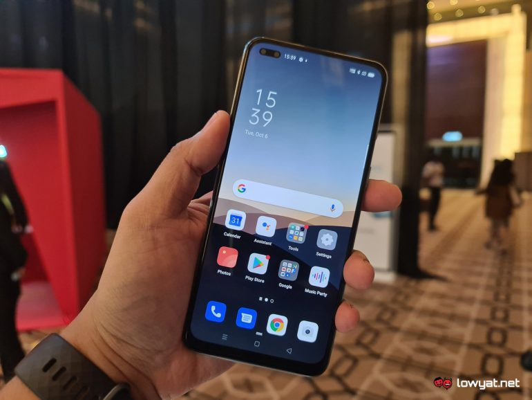 OPPO A93 Launches In Malaysia