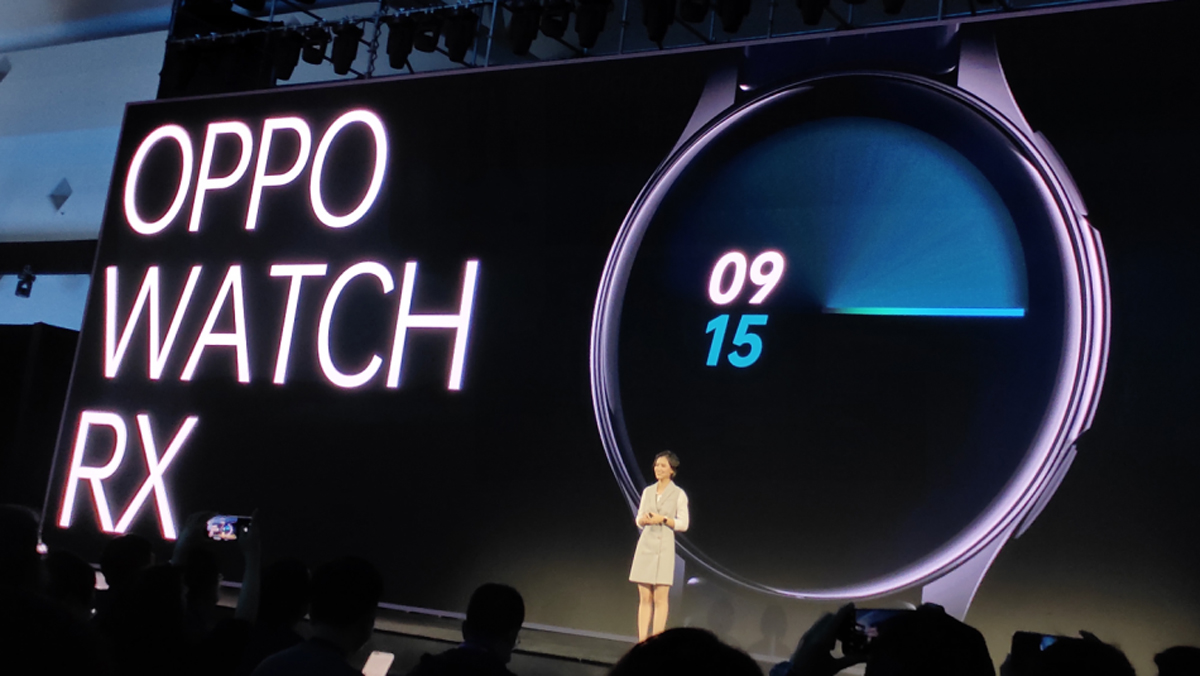 OPPO Watch RX 4