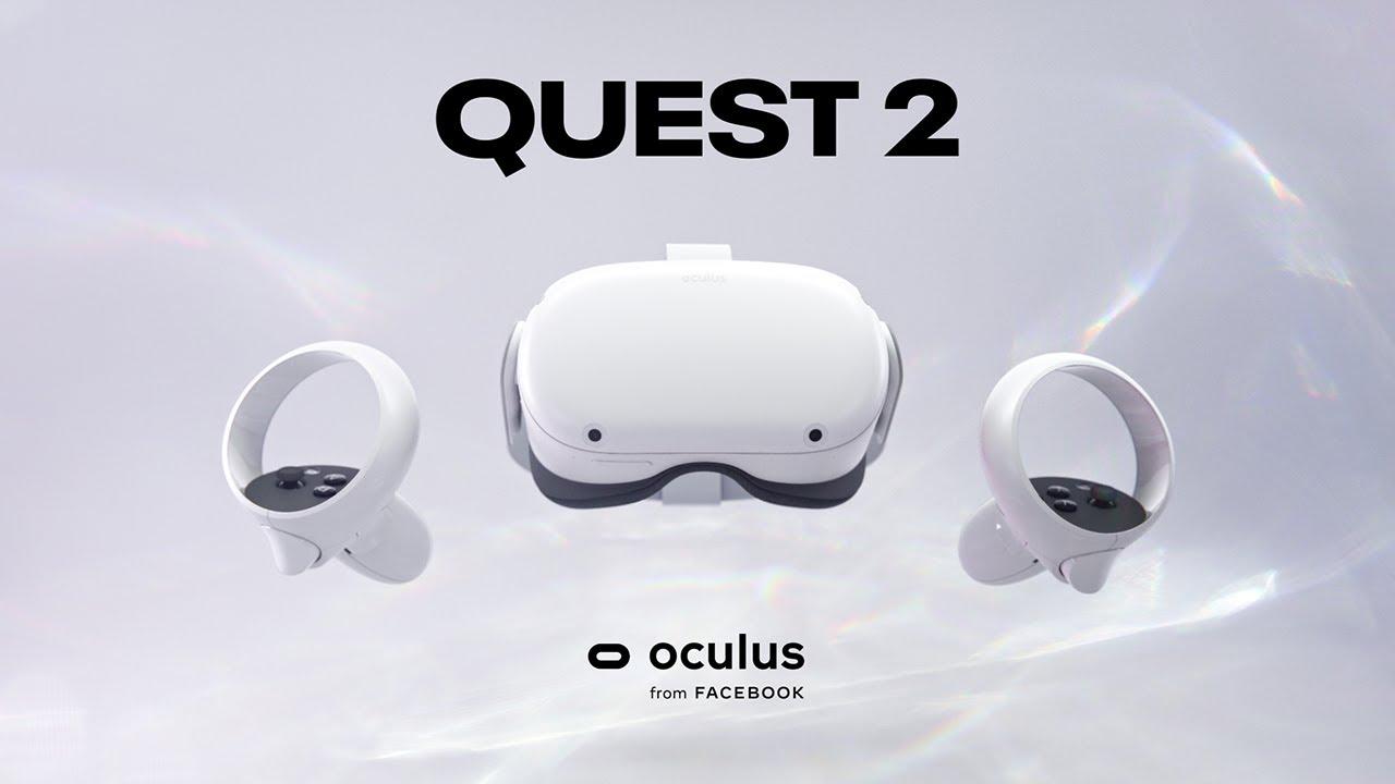 Oculus Accounts Facebook Headset