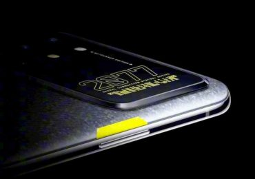 OnePlus 8T Cyberpunk 2077 Edition Teased