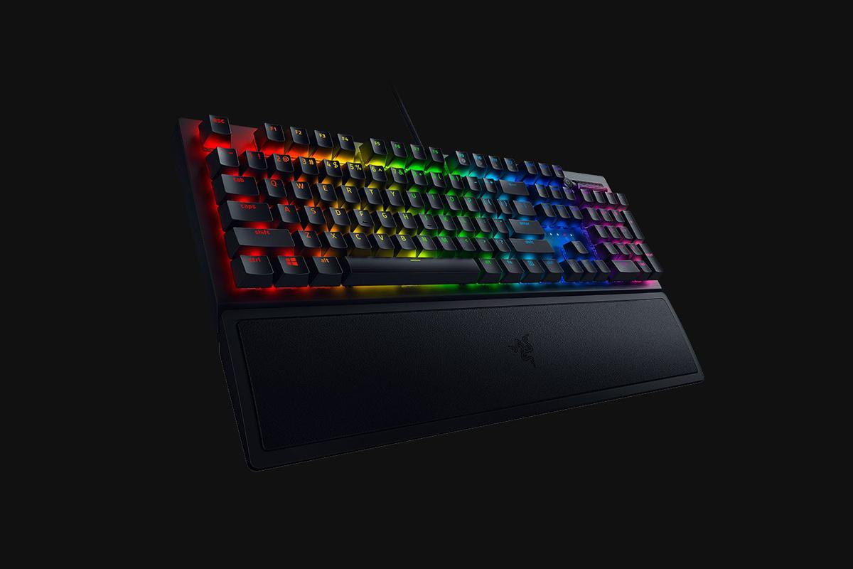 Razer Unveils BlackWidow V3 Series Keyboards