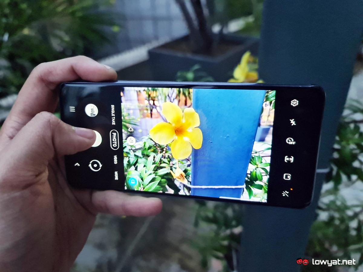 Samsung Galaxy S20 FE hands on