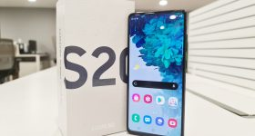 Samsung Galaxy S20 FE hands on One UI 3 3.1