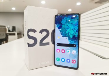 Samsung Galaxy S20 FE hands on One UI 3 3.1