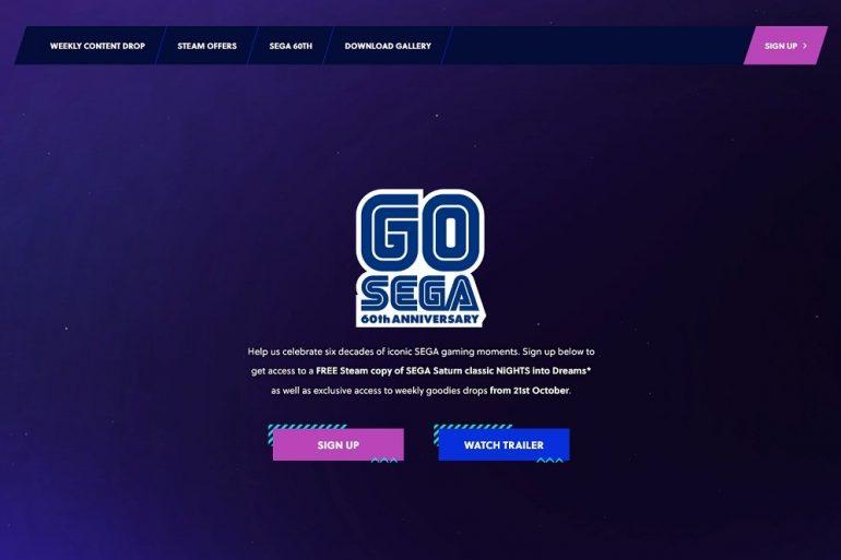 Sega 60th