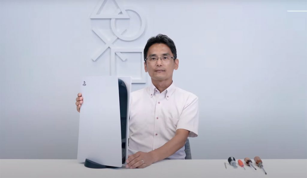 Sony PlayStation 5 Teardown Video