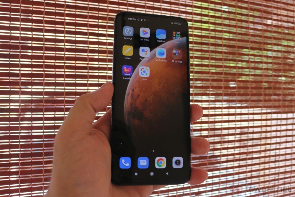 Xiaomi Mi 10T Pro front