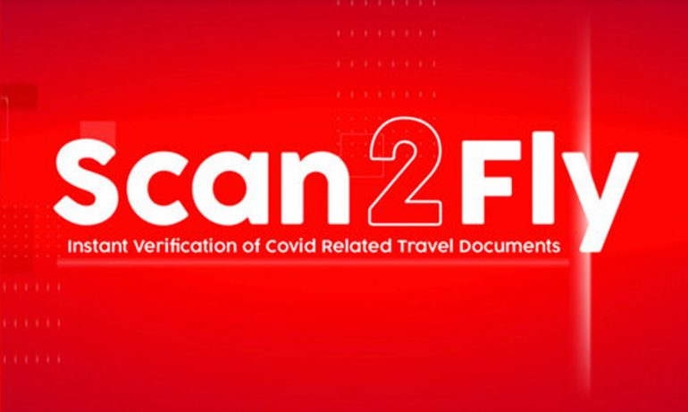 AirAsia Scan2Fly Passenger Travel Eligibility