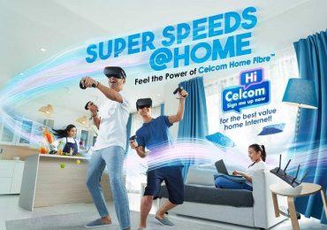 Celcom Home Fibre