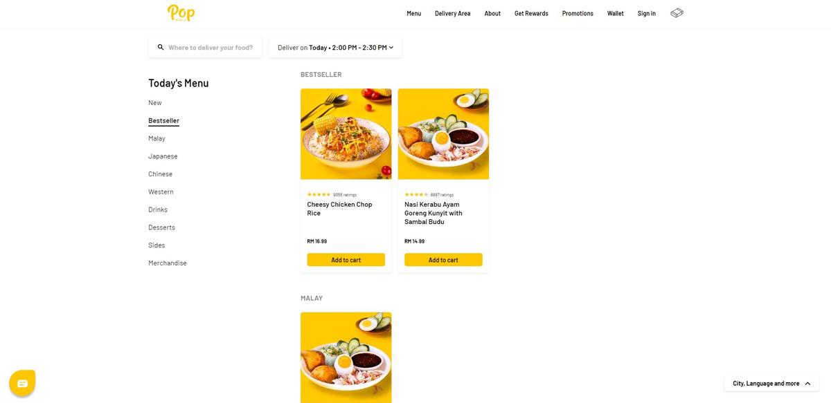 Dahmakan Rebranded Pop Meals