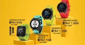 Garmin Smartwatches Deals Discounts 11.11 Sale Promotion