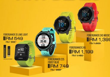 Garmin Smartwatches Deals Discounts 11.11 Sale Promotion
