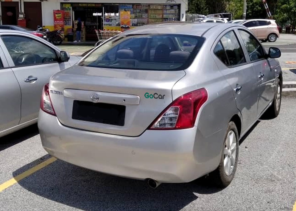 GoCar Partners Convenience Parking