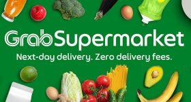 Grab GrabSupermarket Service Petaling Jaya